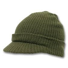 Jeep Hat Rad Green Drab Visor Beanie Beanie Hat Jeep Hat Visor