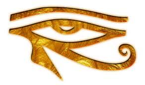 eye of horus by darkaugur on deviantart