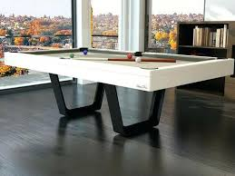 dining room pool table combination dining pool table combo table ideas category for informal modern