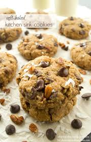 Everything But The Kitchen Sink Soft Baked Kitchen Sink Cookies