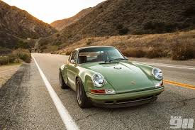 porsche modified opinion is modifying a classic porsche 911 sacrilegious total 911