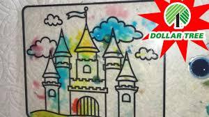 suncatcher castle crafts for kids activities fun kids toy videos