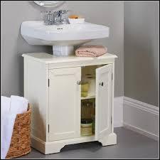 Bathroom Corner Storage Cabinets by White Corner Bathroom Storage Cabinet Cabinet Home Decorating
