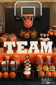 basketball party ideas winter birthday party ideas your kids will n charge