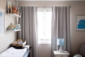 Curtains For A Nursery Wonderful Grey And White Nursery Curtains Editeestrela Design