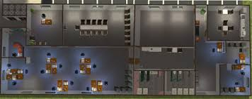 dunder mifflin floor plan mod the sims dunder mifflin paper company scranton branch from