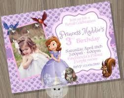 25 unique princess sofia invitations ideas on pinterest sophia