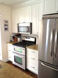 double oven kitchen cabinet remodelaholic creating an open kitchen and a winner