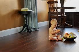 steam mopping laminate flooring