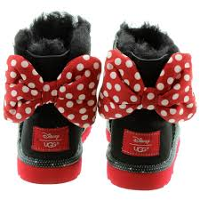 ugg boots sale jakes ugg sweetie bow ankle boots black 03 jpg