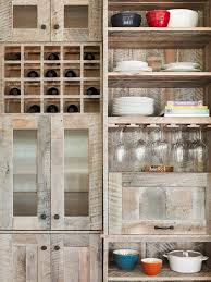 Wood Used For Kitchen Cabinets Design Your Own Pallet Wood Kitchen Cabinets Pallet Designs