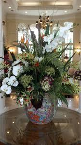 big and bold silk flower arrangements homestyle pinterest