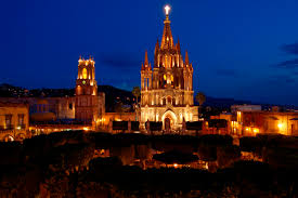 San Miguel De Allende Mexico Map by San Miguel De Allende Photos Places And Hotels U2014 Gotravelaz