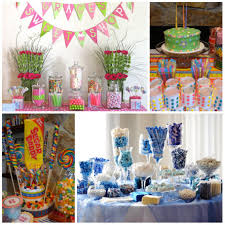 Baby Shower Candy Buffet Pictures by Candy Buffet Ideas Candy Buffet Ideas Collage Jpg
