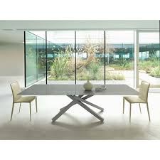 scratch resistant dining table extendable design table