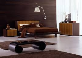 bedrooms contemporary bedroom furniture cherry wood low profile