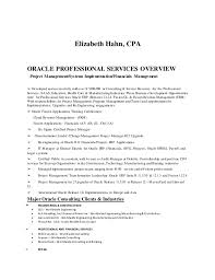 Make Free Online Resume by Cool Oracle Erp Project Manager Resume 74 For Free Online Resume