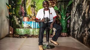 Is Being Blind A Disability Blind Former Lra Child Soldier Breaks Stereotypes Uganda Al