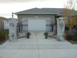 raven manor projects cemetery gate u0026 fence halloween