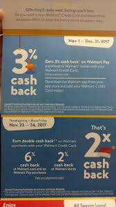 6 back at walmart for thanksgiving black friday frequent miler