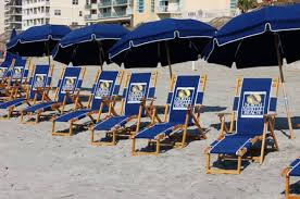 Beach Umbrella And Chairs North Myrtle Beach Chair U0026 Umbrella Rentals U2022 Grand Strand Resorts