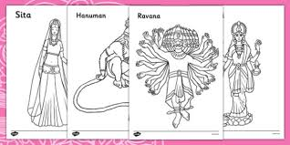 diwali colouring sheets diwali religion hindu activity