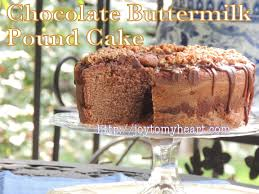 chocolate buttermilk pound cake sliced jpg