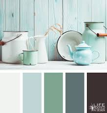 Blue Color Palette by Daily Color Palette Cool Country Blues Life Rooted In Design