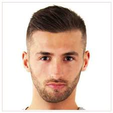 mens short hairstyles for thick straight hair also mens short
