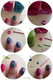 robin moses nail art easy flower nails nail art flower nail