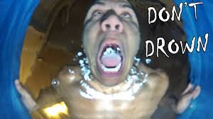 Challenge Drown Dangerous Try Not To Drown Challenge