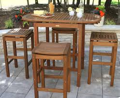 Folding Bar Table Outdoor Interiors 2 4 6 Folding Pub Table Patio With Bar And 3