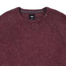 vans sweater vans lindale sweater port royale 60 00 va36tq4qu