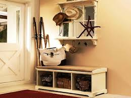 how to find best small entryway benchoptimizing home decor ideas