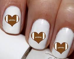 the 25 best football nails ideas on pinterest