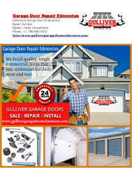 Overhead Garage Doors Edmonton Why Your Overhead Door Isn T Opening Up 4 Reason Garage Door Edmont