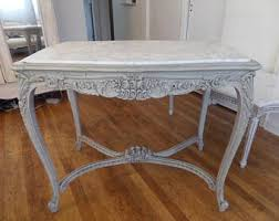 Marble Entry Table Antique Entry Table Etsy