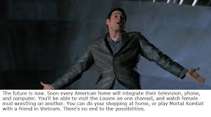 Cable Guy Meme - jim carey predicted it all in 1996 in the cable guy imgur