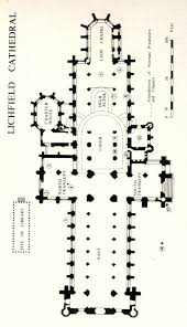 Ground Plan by File Lichfield Cathedral Ground Plan Jpg Wikimedia Commons