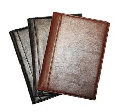 leather bound photo book spiral bound journal books wirebound journal books custom blank