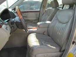 lexus lx 2001 gas mileage 2001 used lexus ls 430 4dr sedan at holiday motors serving san