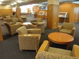 comfy library chairs study or relax in one of the comfy chairs on the first floor near