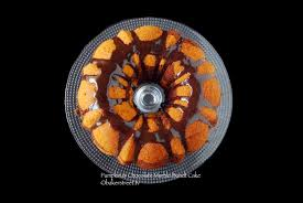 pumpkin and chocolate marble bundt cake baker street