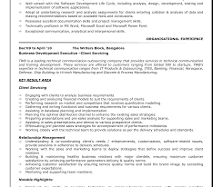 Project Management Software U2013 Thrive Market Research Resume Objective