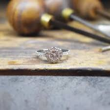 bespoke jewellery st albans one hill diamond engagement ring designed and crafted