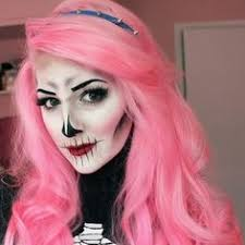 Pink Halloween Costumes Best Pink Hair Halloween Costume Ideas Pictures Surfanon Us