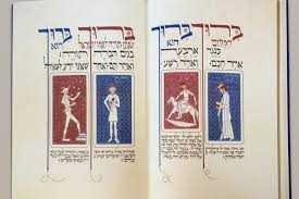 the passover haggadah passover insight the 4 sons holidays