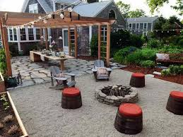 Low Cost Patio Ideas Patio Design Ideas - Simple backyard patio designs