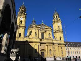 a walking tour of munich s architectural landmarks theatinerkirche