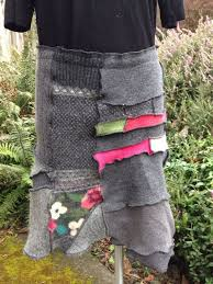 Upcycled Sweater Skirt - 215 best upcycled sweaters images on pinterest upcycled sweater
